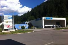 Bürogebäude Teramex