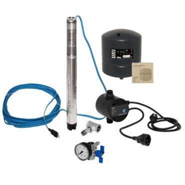 Grundfos Wasserversorgungspaket SQ 3-40